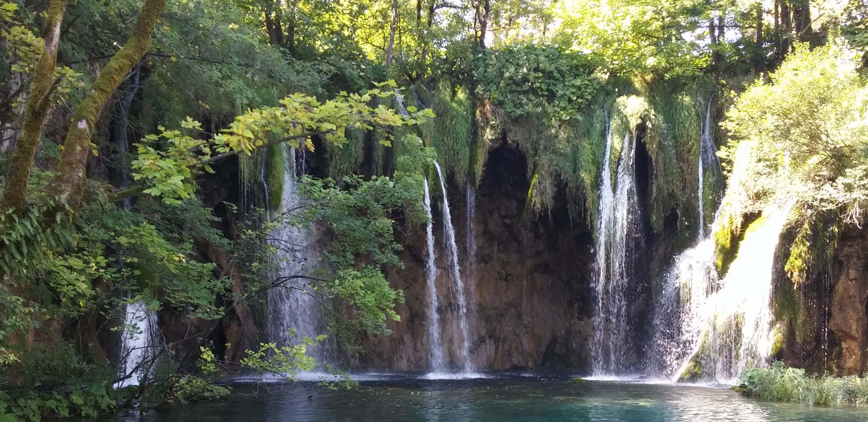Vodopáady Plitvice